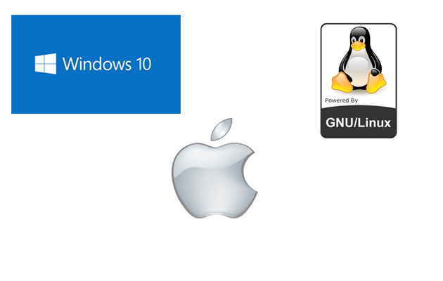 Multi-platforms : compatible Microsoft Windows, Apple Mac Os and Linux